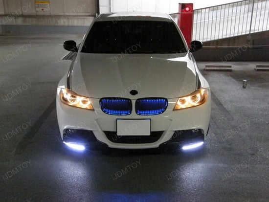 BMW - E90 - 335i - LED - light - strips - 3